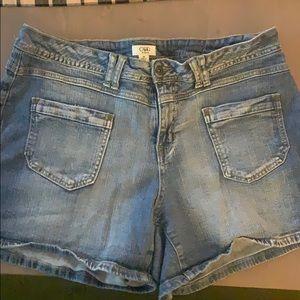 Cato Jean shorts 18W